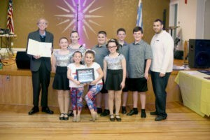 2016 Roslindale Talent Contest Winners: Dance Academy